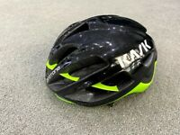 Kask Protone 2.0 Size L 59cm - 62cm Cycling Helmet - Green & Black
