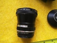 kenko fish eye lens