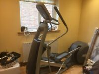 precor elyptical commercial cross trainer