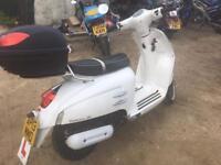 WK Belissima 50 moped