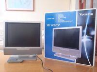 "VENTURER LCD 15-106 Television 15"" Excellent Condition."