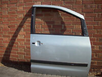 Ford Galaxy 2004 Drivers side front door (bare shell)