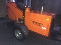 Timber wolf 150 chipper