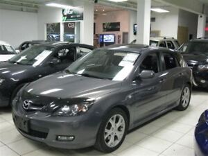 2007 Mazda MAZDA3 SPORT AUTO!FULLY LOADED!FULLY CERTIFIED@NO EXT