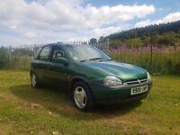 Vauxhall Corsa CDX 1.4 16v