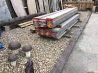 13ft lengths Quality reclaimed scaffold boards