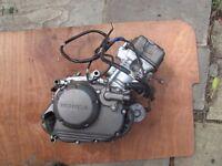 FOR SALE HONDA CBR 125 ENGINE