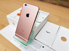Apple iPhone 6S 16GB Rose Gold (Unlocked) Smartphone GREATE CONDITION MUST SEE!