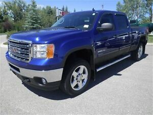 2014 GMC SIERRA 2500HD SLE 4X4 Leather