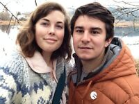 Easy going Canadian couple looking for a room in shared flat