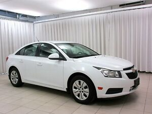 2012 Chevrolet Cruze WOW! WOW! WOW! LT TURBO SEDAN w/ ON-STAR, R