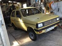 RELIANT KITTEN 1975 not Robin / Rialto