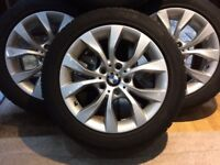 X1 WINTER TYRES AND ALLOYS