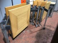 Folding Square Meeting Tables (Each)