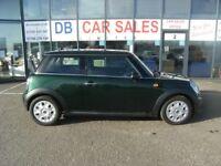 DIESEL !! £0 ROAD TAX !! 2011 11 MINI HATCH ONE 1.6 ONE D 3D 90 BHP **** GUARANTEED FINANCE ****