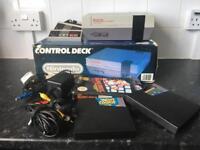 Nintendo Entertainment System (Boxed)