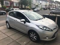 2012 FORD FIESTA 1.25 EDGE VEEY LOW MILEAGE/ NOT POLO GOLF CLIO YARIS CORSA PUNTO