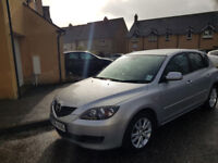 Mazda 3 TS2 1.6l AUTOMATIC car Very Good Condition, reliable 5 door hatchback