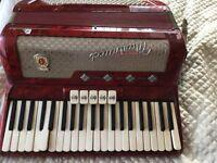 Marinucci piano accordion