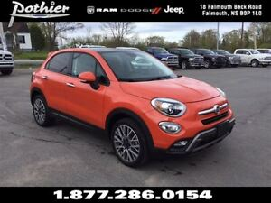 2016 Fiat 500X Trekking | FWD  | CLOTH | HATCHBACK | UCONNECT |