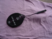 Used, excellent condition badminton racquet