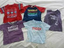 Boys T-shirts Size 1 & 2 Rostrevor Campbelltown Area Preview