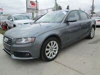 2012 Audi A4 2.0 T QTRO**AUTO**ONE OWNER**CERTIFIED**