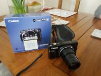 CANON SX700HS used couple of times, superb condition like new