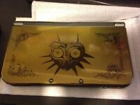Nintendo 3DS XL Limited Edition with Zelda Majoras Mask
