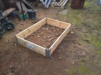 FOLDING RAISED BED BOXES IDEAL FOR ALLOTMENT