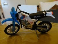 small toy motorbike
