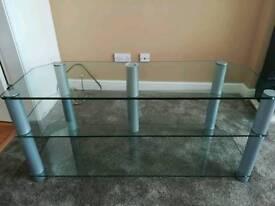 Cheap Glass Tv unit