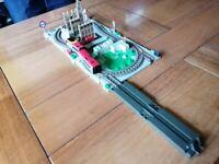Miniature Train Set,Expandable XTS Train System,Virgin Intercity starter set.