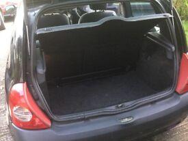 Renault Clio Dynamique 16v. 3 door hatchback 54 plate