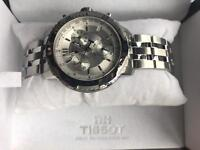 Tissot Watch - Brand New -Saphire and Stainless