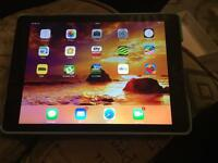 iPad Air wifi and cellular space grey fantastic condition