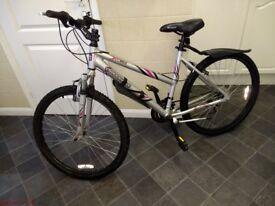 Womens 18 Speed Mountain Bike (18 Inch Frame) - London Pick Up Address