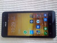 ASUS ZENFONE 5 SMARTPHONE,ANDROID KITKAT,UNLOCKED TO ALL NETWORKS.GOLD BACK,8PM CAMERA.