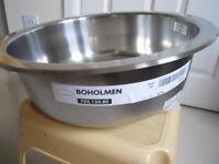 IKEA Boholmen stainless steel single sink