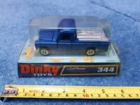 Dinky toys 344 land rover in original box