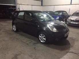 08 Reg Nissan note acenta 1.4cc full mot old little car guaranteed cheapest in country