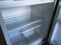 Integrated Fridge. IKEA KALLNAT