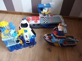 Imaginext Toys Bundle