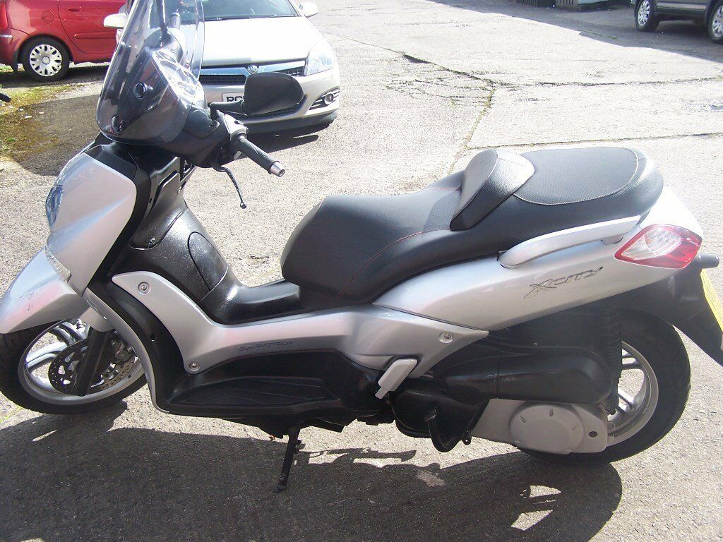 yamaha vp250 x-city