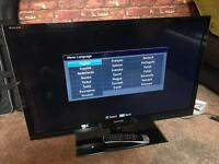 "Toshiba 37"" Freeview/Freesat TV"