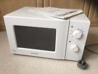 Daewoo Microwave Oven Model KOR-6L77 700watt