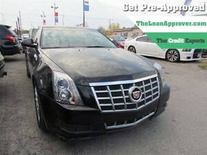 2013 Cadillac CTS | LEATHER | PANO ROOF | CAM | HEATED SEATS London Ontario image 1