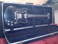 Gibson SG Special. 1999 limited edition ebony neck. Upgraded with bareknuckle P90's.