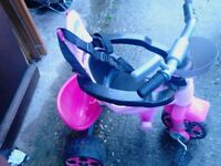 CHILDS 3 WHEELER BIKE