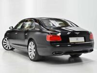 Bentley Flying Spur W12 (black) 2014-01-07